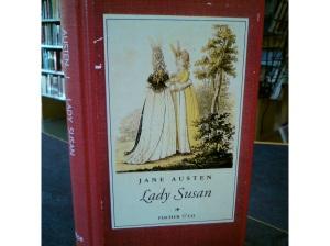 Omslag Lady Susan
