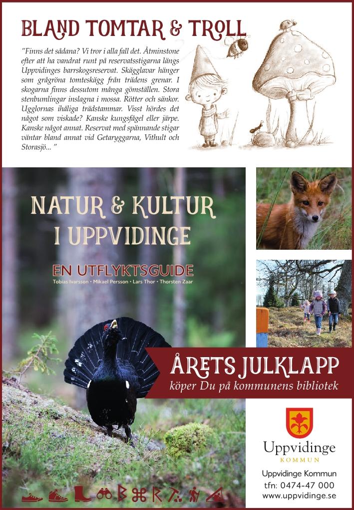 Natur & Kultur i Uppvidinge